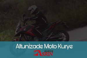 ALTUNİZADE MOTO KURYE
