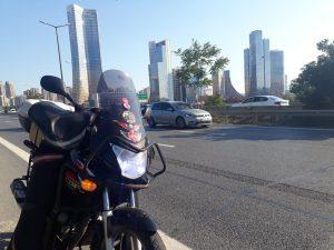 Motorlu Kurye