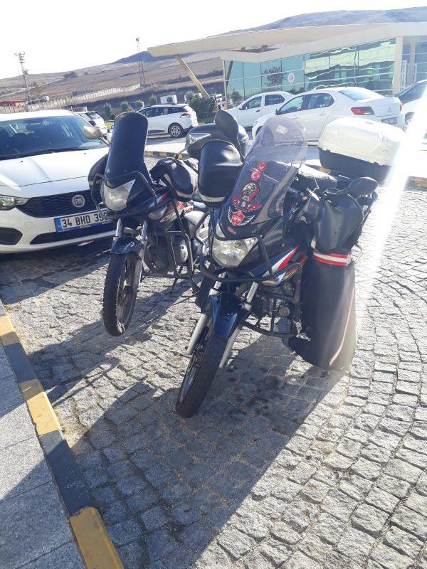 Motorlu Kurye - ASRIN KURYE - 20.Yıl - İstanbul