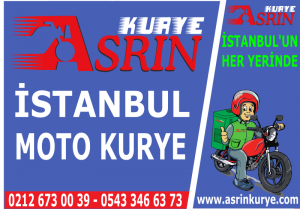 İSTANBUL MOTORLU KURYE