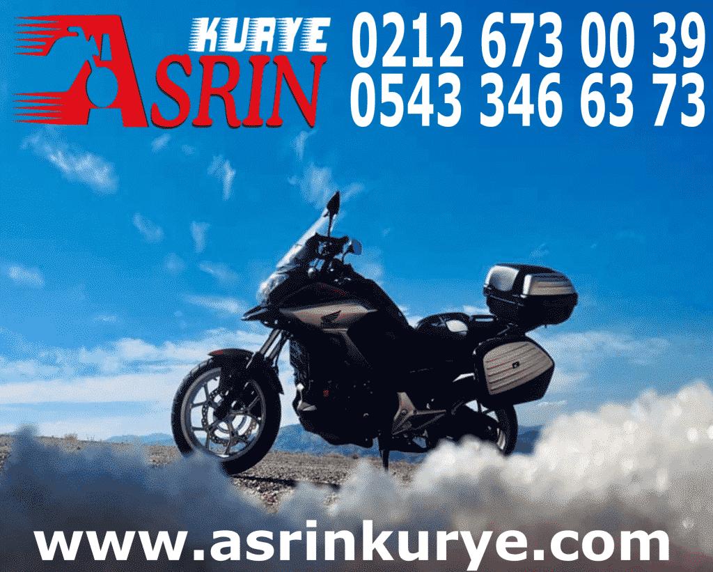 Bakırköy Moto Kurye