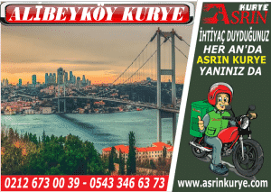 Alibeyköy Kurye
