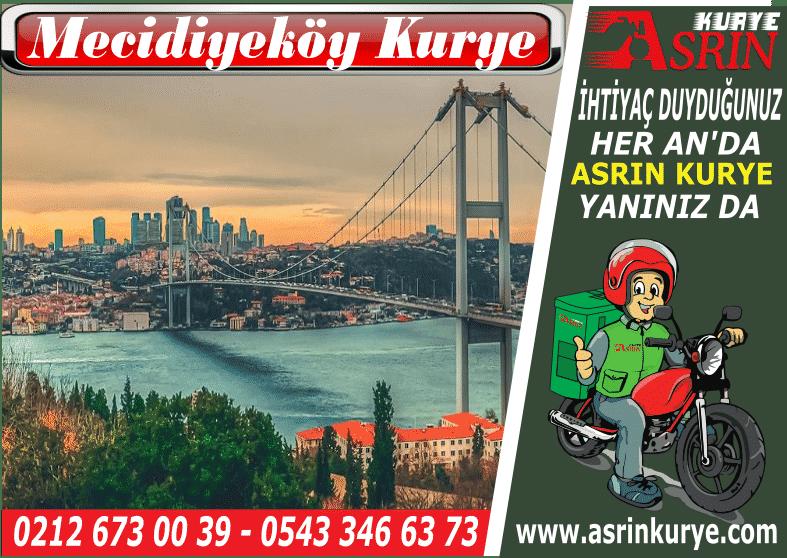 Mecidiyeköy Kurye