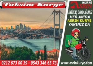 Taksim KURYE